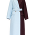 Image 8 of Two Tone Long Coat