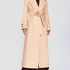 Image 1 of Leather Long Trench