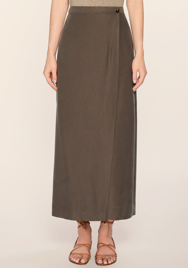 Rawda Wrap Skirt