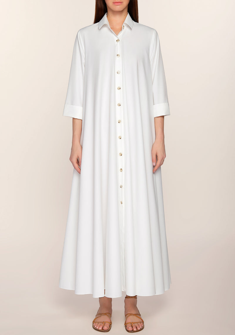 Deena Flaired Shirt Dress