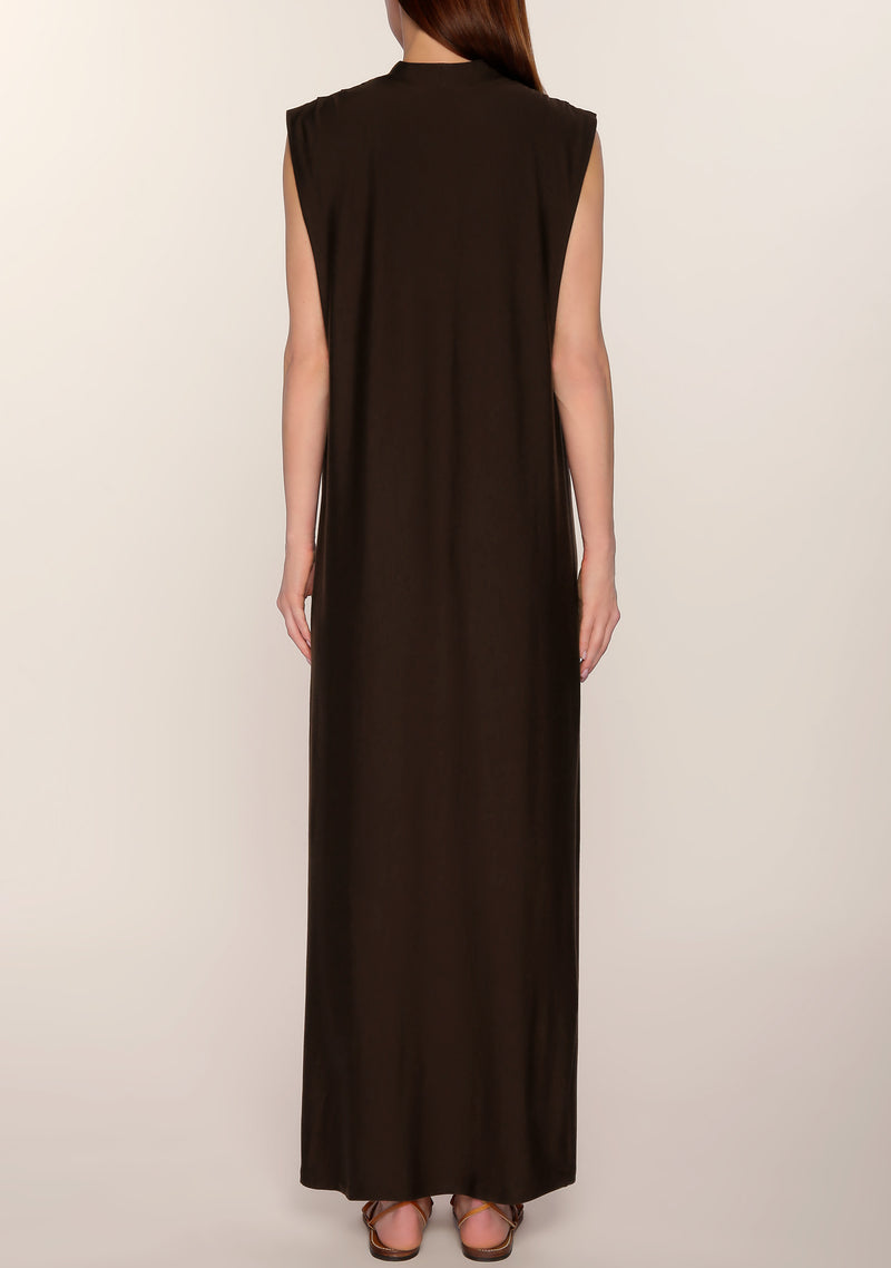 Charlene Stretch-Jersey Dress