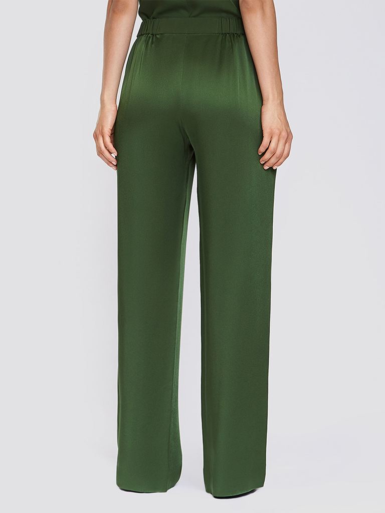 Satin Loose Pants