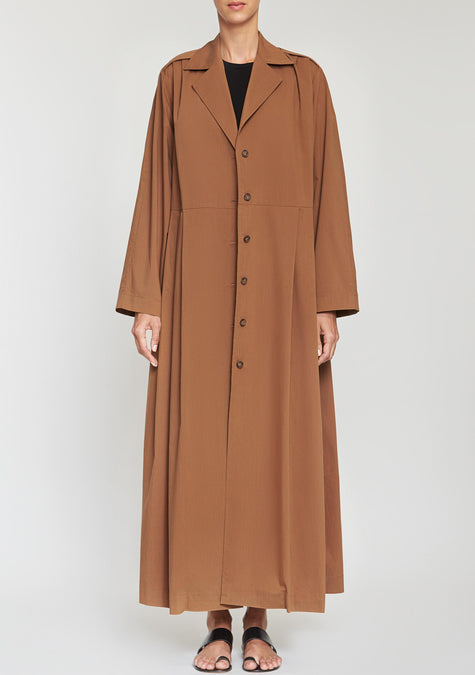 Abaya - Light Long Trench - 2041271386181