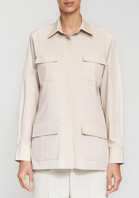 Top - Safari Shirt - 2041400033349