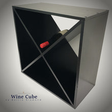 Load image into Gallery viewer, 24 Bottle Compact Wine Cube
