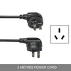 3 METRES POWER CORD
