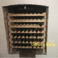 Load image into Gallery viewer, Individual Layers Stackable Modular Wine Racks