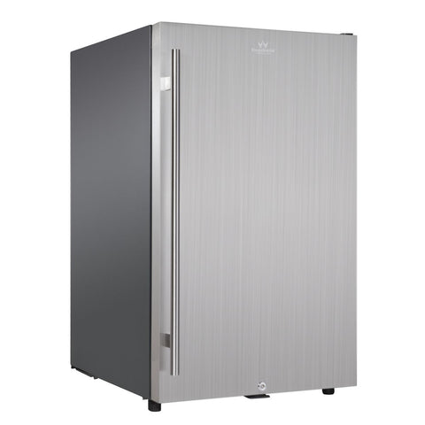 small wine and beverage fridge - 110 Litre