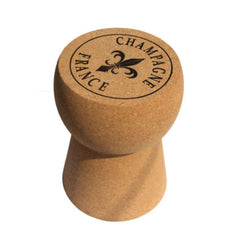 KingsBottle Champagne Cork Stool