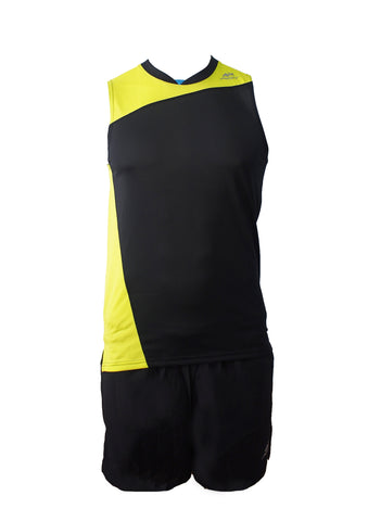 Performance Sleeveless Tee (PM153 BLACK)