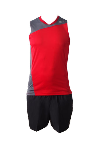 Performance Sleeveless Tee (PM153 RED)