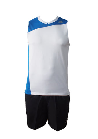 Performance Sleeveless Tee (PM153 WHITE)