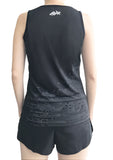 Ladies Performance Singlet (PMW172 BLACK)
