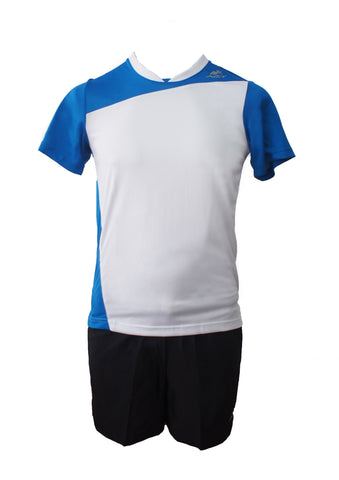 Performance Round Neck (PR153 WHITE)