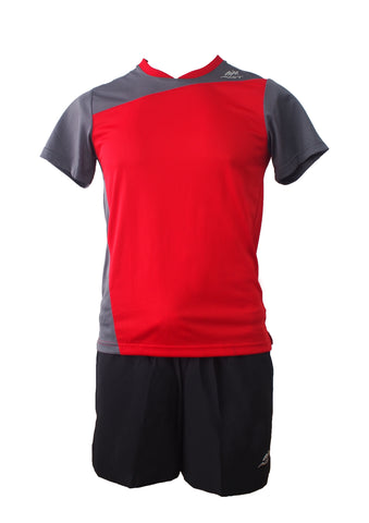 Performance Round Neck (PR153 RED)