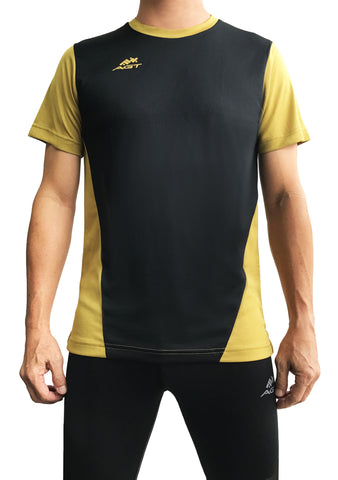 Performance Round Neck (PR171 BLACK)