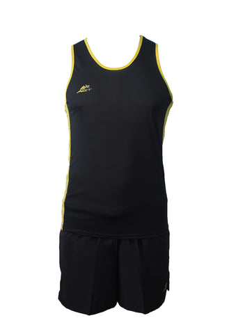 Performance Singlet (PS161 BLACK)