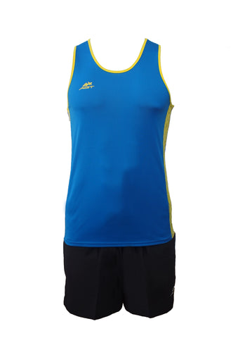 Performance Singlet (PS161 DIRECTOIRE BLUE)