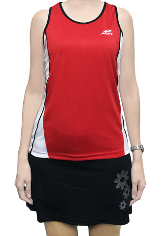 Ladies Racerback (RB172 RED)