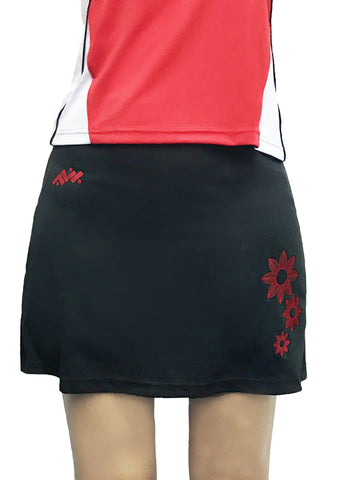 Ladies Skorts (SK172 RED)