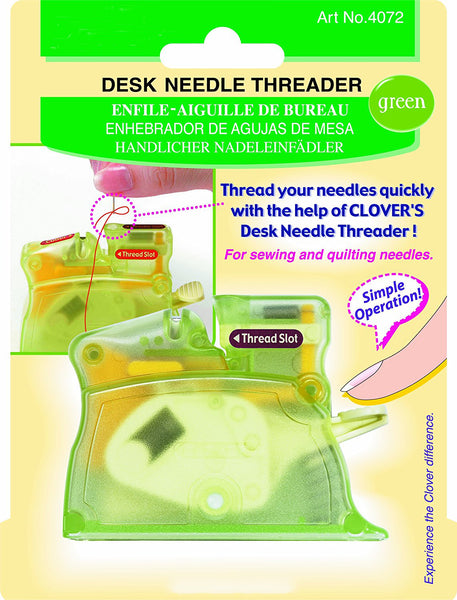 NEW | DESK NEEDLE THREADER | BTR®