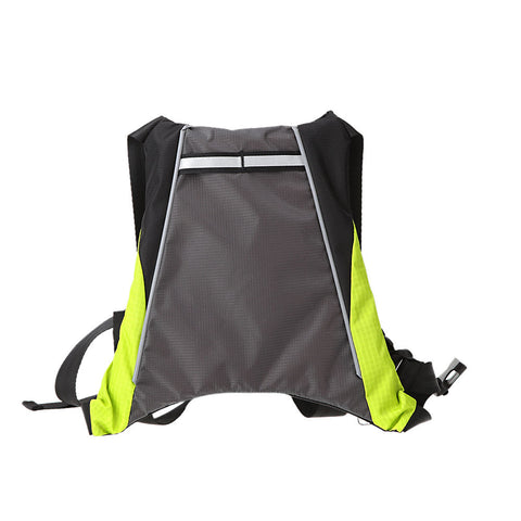 Waterproof LED-Powered Adjustable Attachable Bicycle Backpack [Free Shipping]
