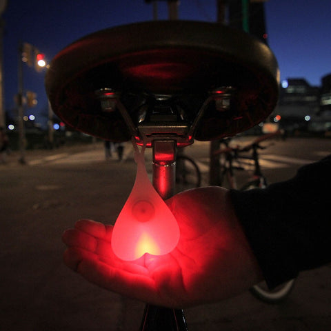 NEW | RB® Bike 'Heart' Shaped Taillight