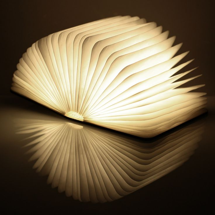 New Lumio 174 Led Novelty Book Lamp Back To Realitee 174