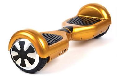 Hoverboard X Carbon Fiber Gold [Free Shipping]