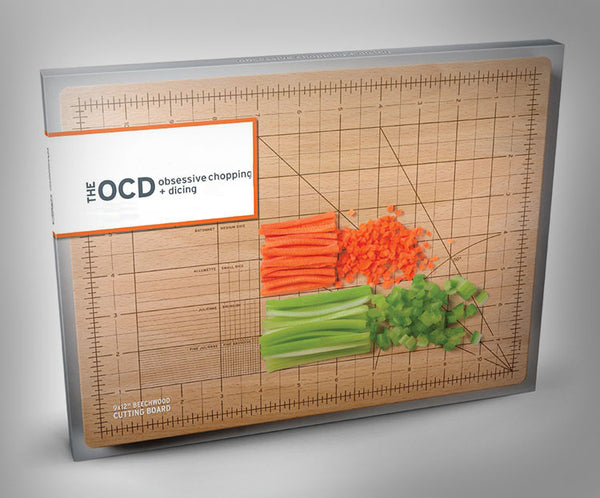 NEW | OCD Cutting Board | BTR®