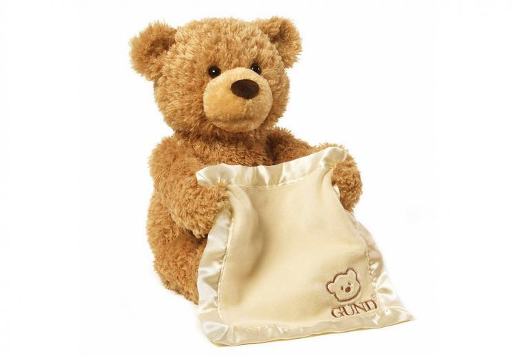 NEW | GUND® Peek-A-Boo Teddy Bear