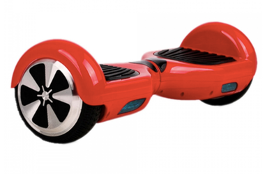 Hoverboard X Carbon Fiber Red [Free Shipping]