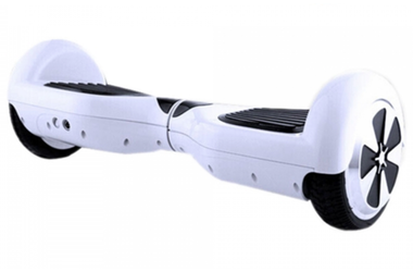 Hoverboard X Carbon Fiber White [Free Shipping]
