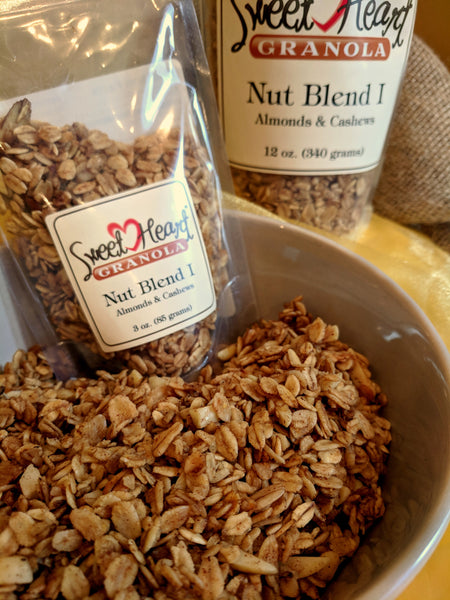 Nut Blend One with Almonds & Cashews