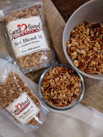 Nut Blend Two with Almonds & Pecans