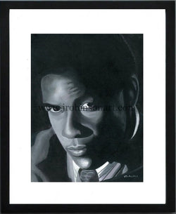 Denzel Washington (12x16)