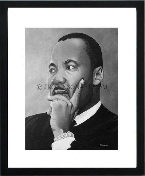 Dr. Martin Luther King Jr. (12x16)