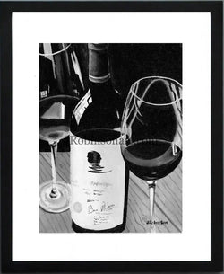 Wine Experience Brian Prints (12x16)