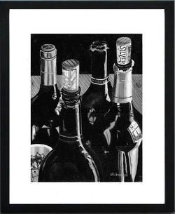 Wine Experience Silver Prints (12x16)