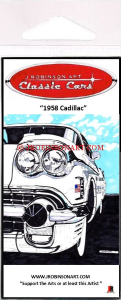 1958 Cadillac Magnet