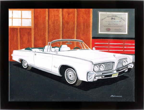 1964 Imperial Print (12x16)