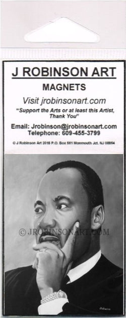 Dr. Martin Luther King Jr Magnet