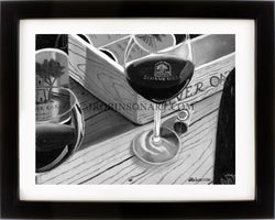 Wine Experience Wood Prints (12x16)
