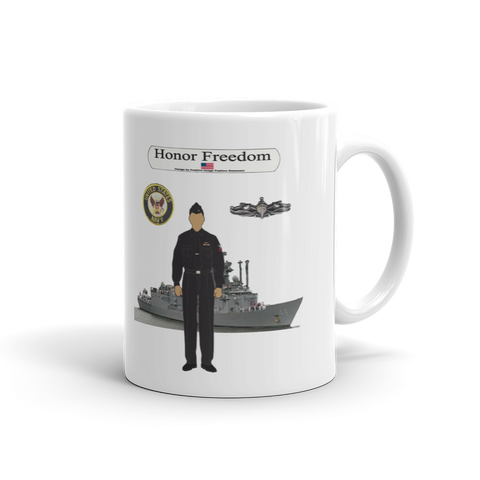 PI Navy Male Ship Mug B