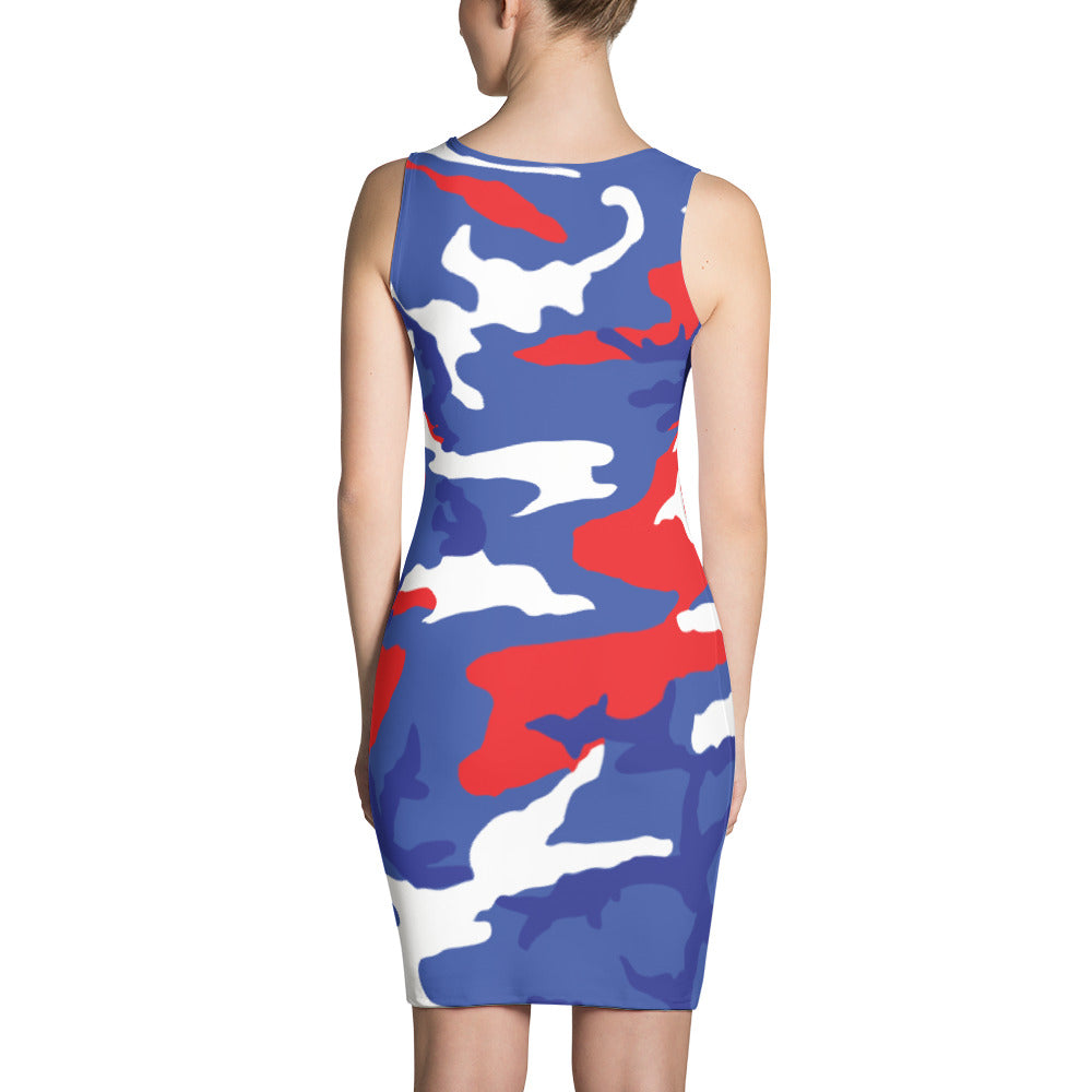 3d8df411d91 Puerto Rico Camouflage - Dress - Properttees