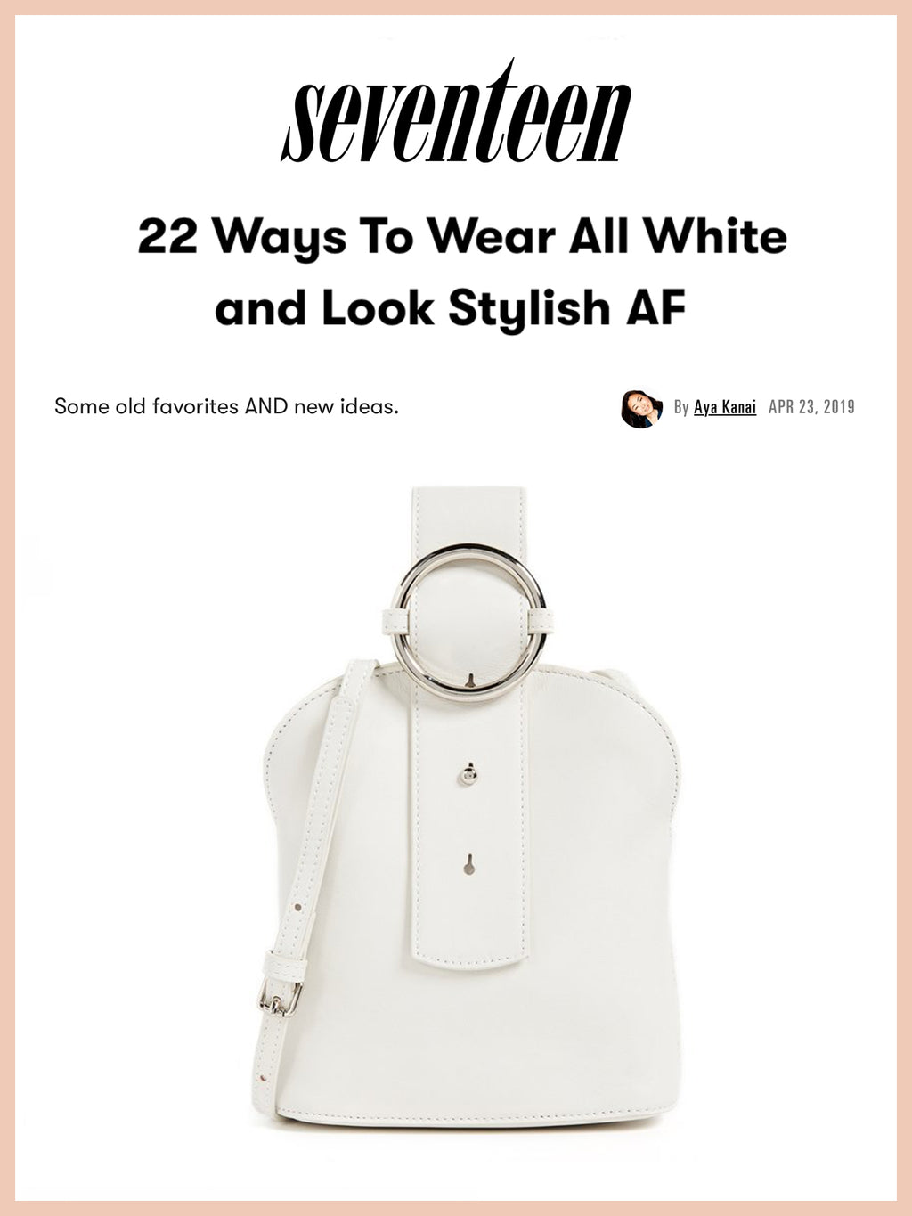 SEVENTEEN, 22 Ways To Wear All White and Look Stylish