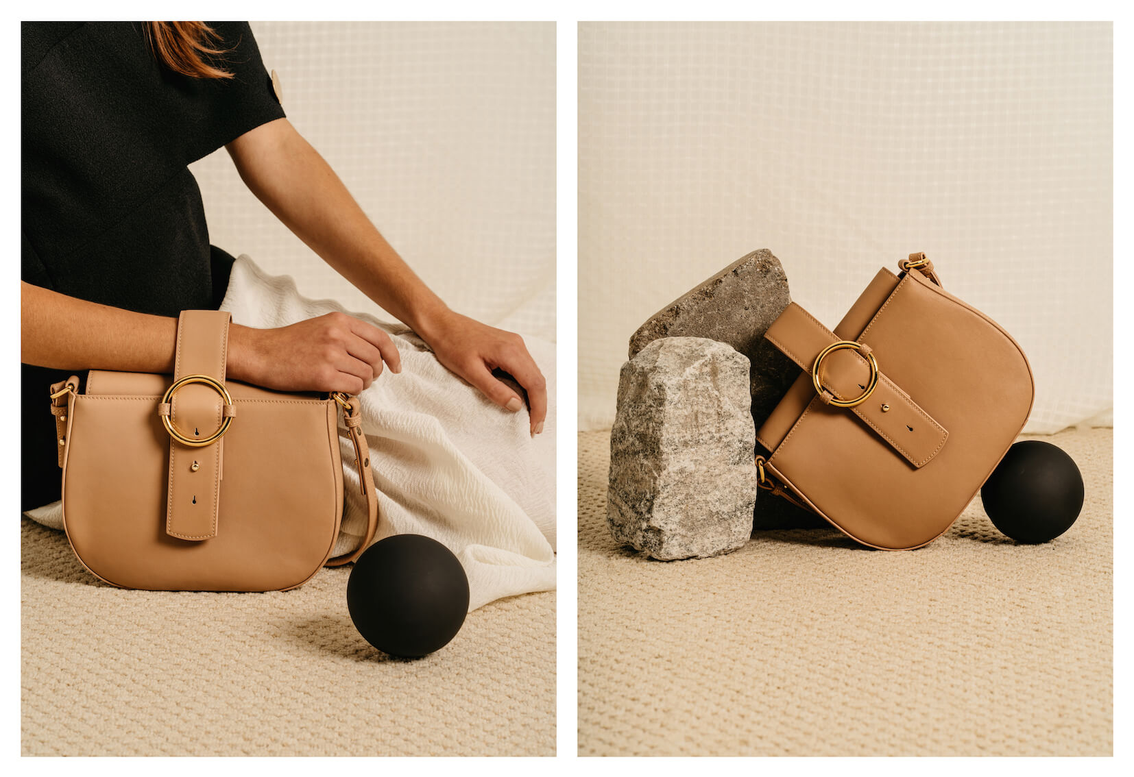 Addicted Saddle Bag