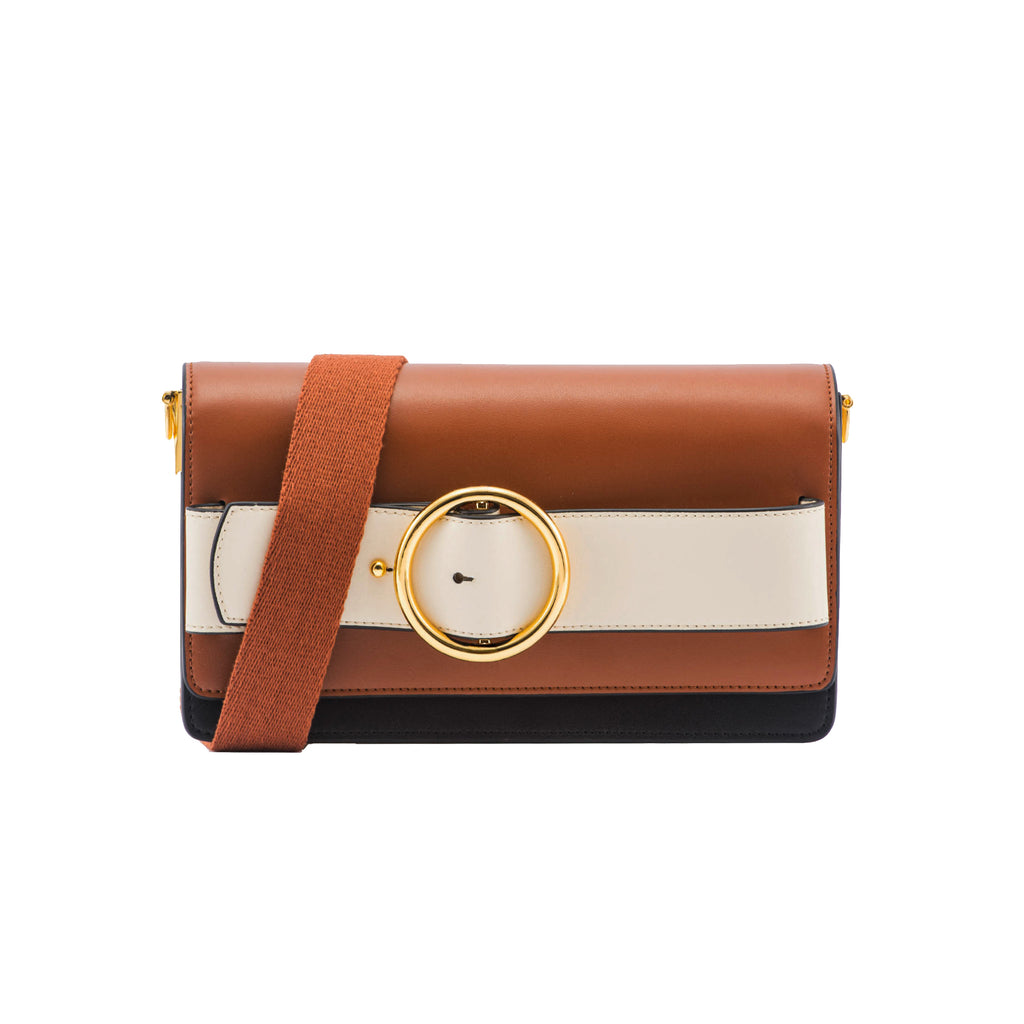 Allured Baguette Shoulder Bag | Parisa Wang