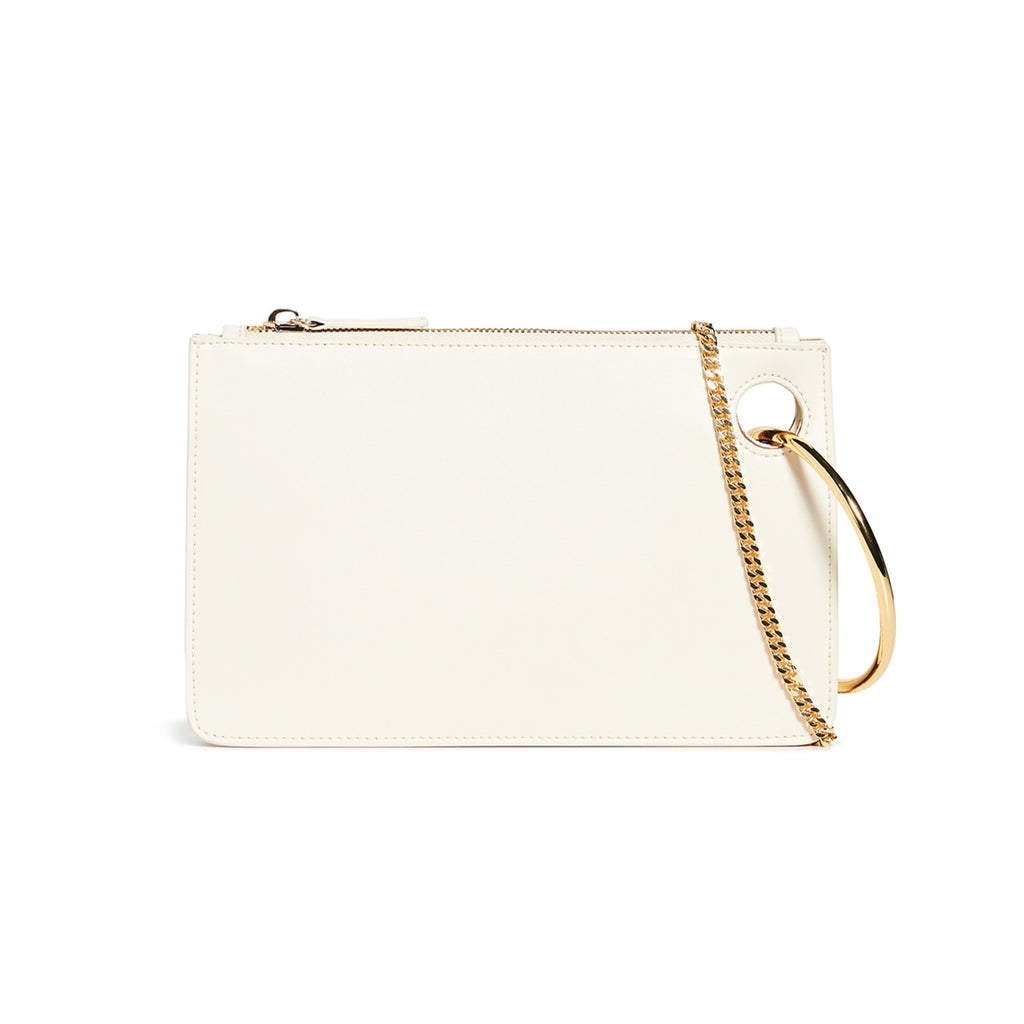 Hooked Top Handle Bag | Parisa Wang