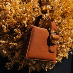 Enchanted Belt Bag in Brown | Parisa Wang | Featured